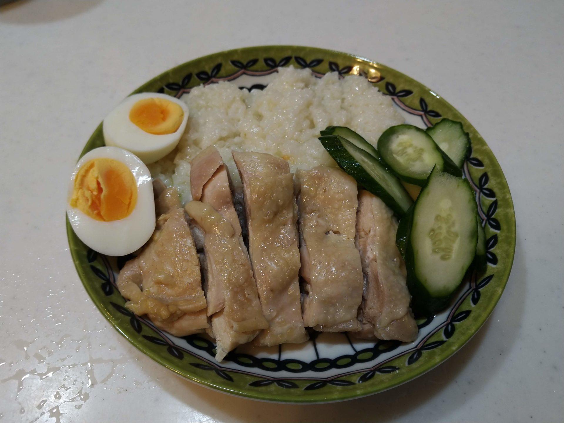 海南鶏飯(ハイナンチーファン