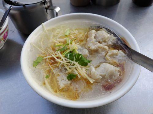 阿鳳浮水虱目魚羹1